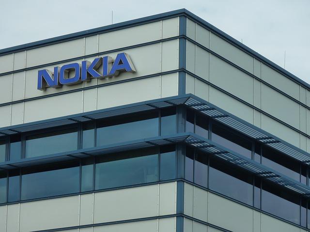budova firmy Nokia
