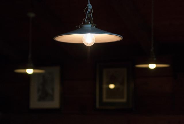 Decentní osvětlení
