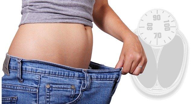 úbytek na váze